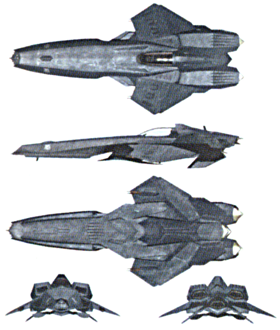 Starship Schematic Database - Colonial Small Craft on
