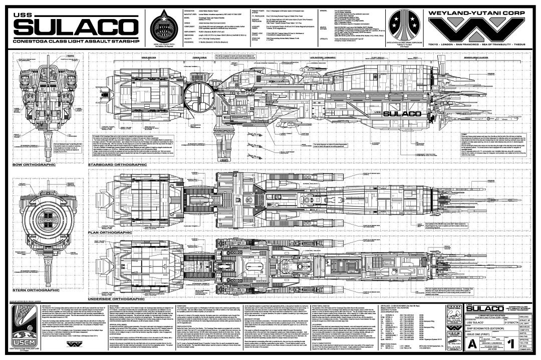 starship schematic database - official designs  ship schematics