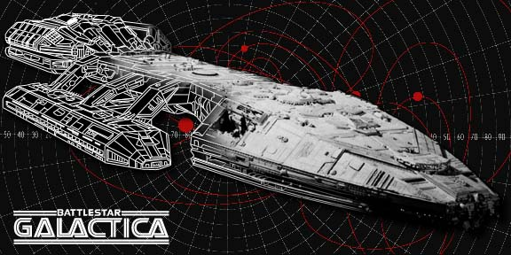 Starship Schematic Database - Battlestar Galactica