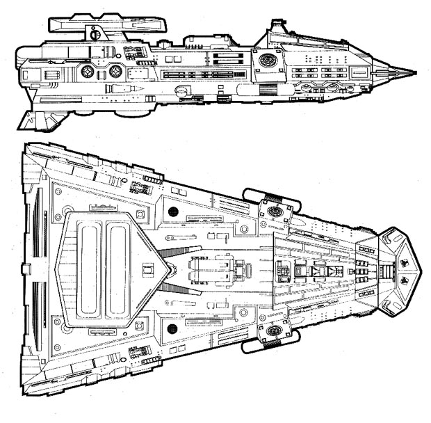 Flare Sci Fi Forums Have You Seen This Transport