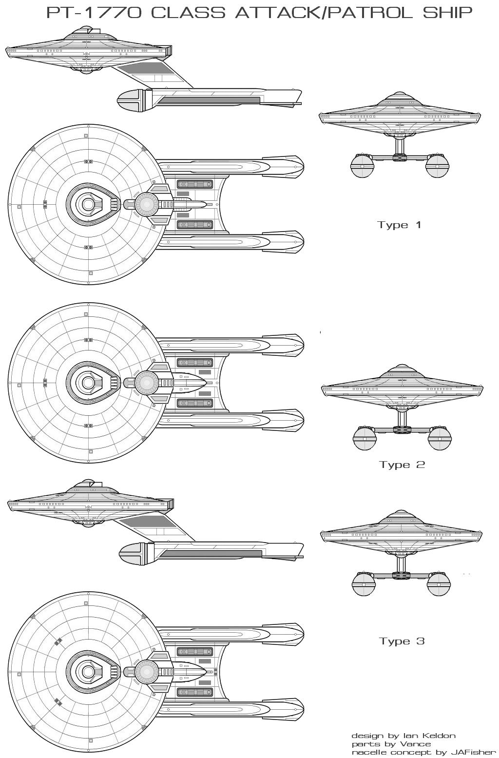 Starship Schematic Database - U F P  and Starfleet - Miscellany