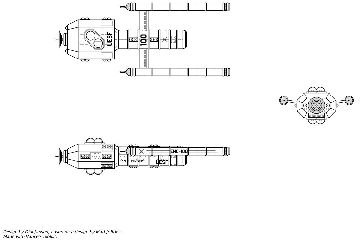 Starship schematic database ufp and starfleet cruisers battle cruiser bucentaure ccuart Image collections