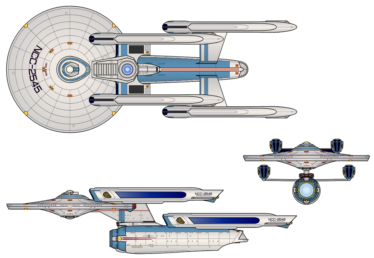 Starship Schematic Database - U F P  and Starfleet - Ships