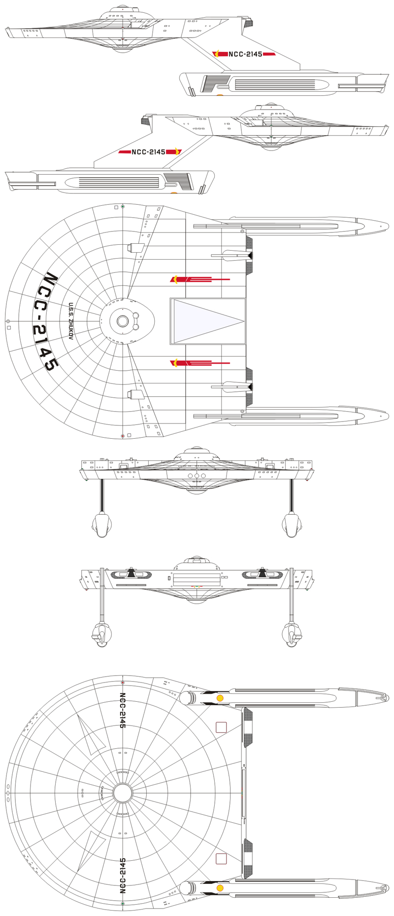 Starship schematic database ufp and starfleet frigates capital frigate zhukov ccuart Image collections