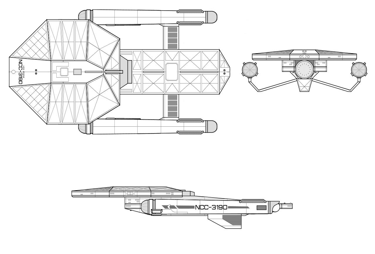 Starship Schematic Database Star Trek Engineering Schematics Ufp And Starfleet