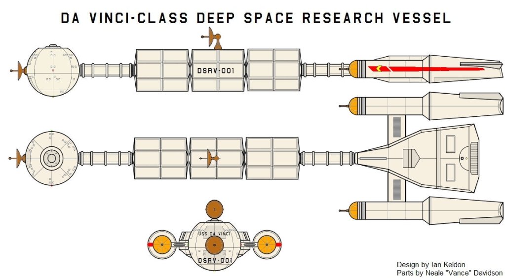 Starship Schematic Database - U.F.P. and Starfleet ... on