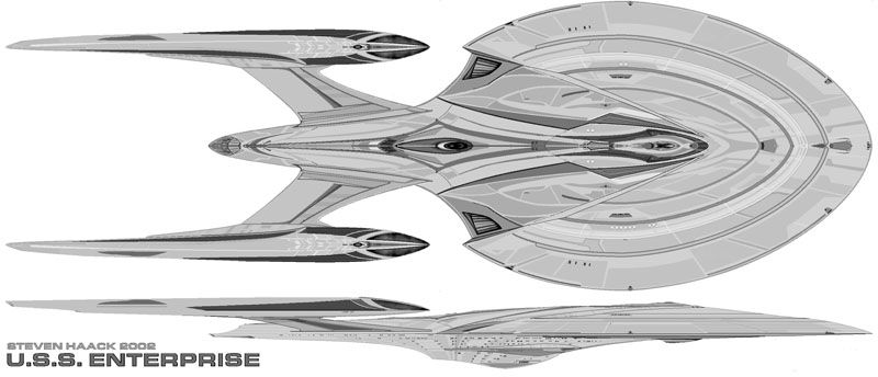 And starfleet galaxy exploration vessels