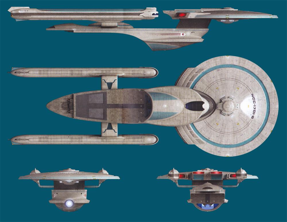 Star Trek Database - Chronology