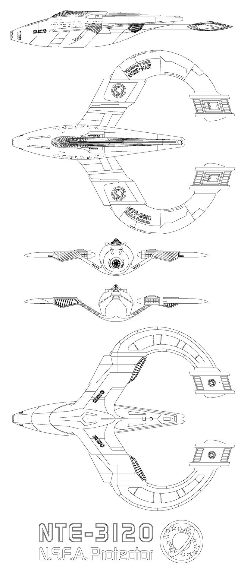 Starship Schematic Database -