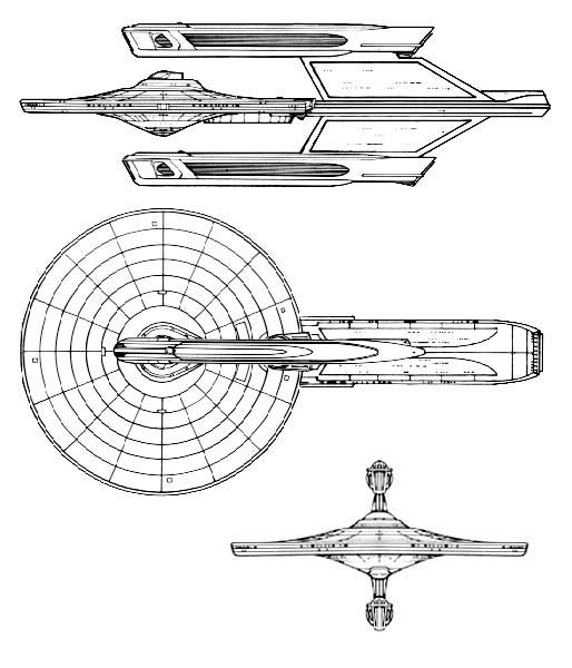 Ticonderoga Class X Medium Cruiser