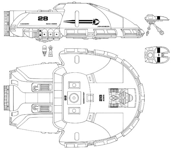 federation runabout schematics related keywords