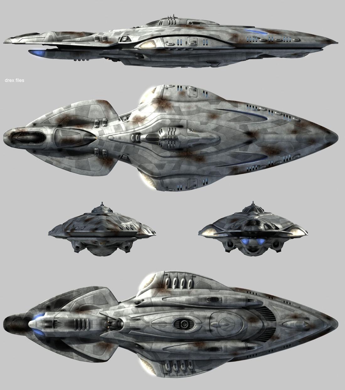 Star Trek Database Chronology