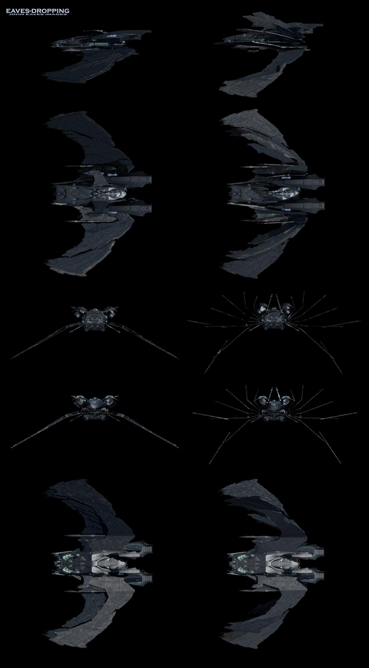 Starship Schematic Database - Romulan Star Empire - All Ships on