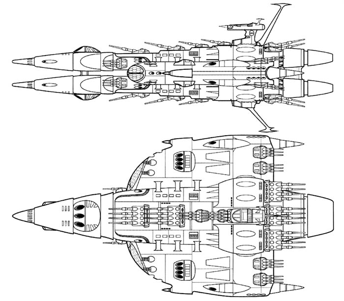 moreover Citadel Diagram together with Attackcruiser Avenger furthermore Planstypeviic besides F Edb B F F Be A Aff C. on yamato ship schematics