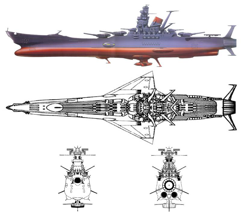 Top 10 Sci-fi ships