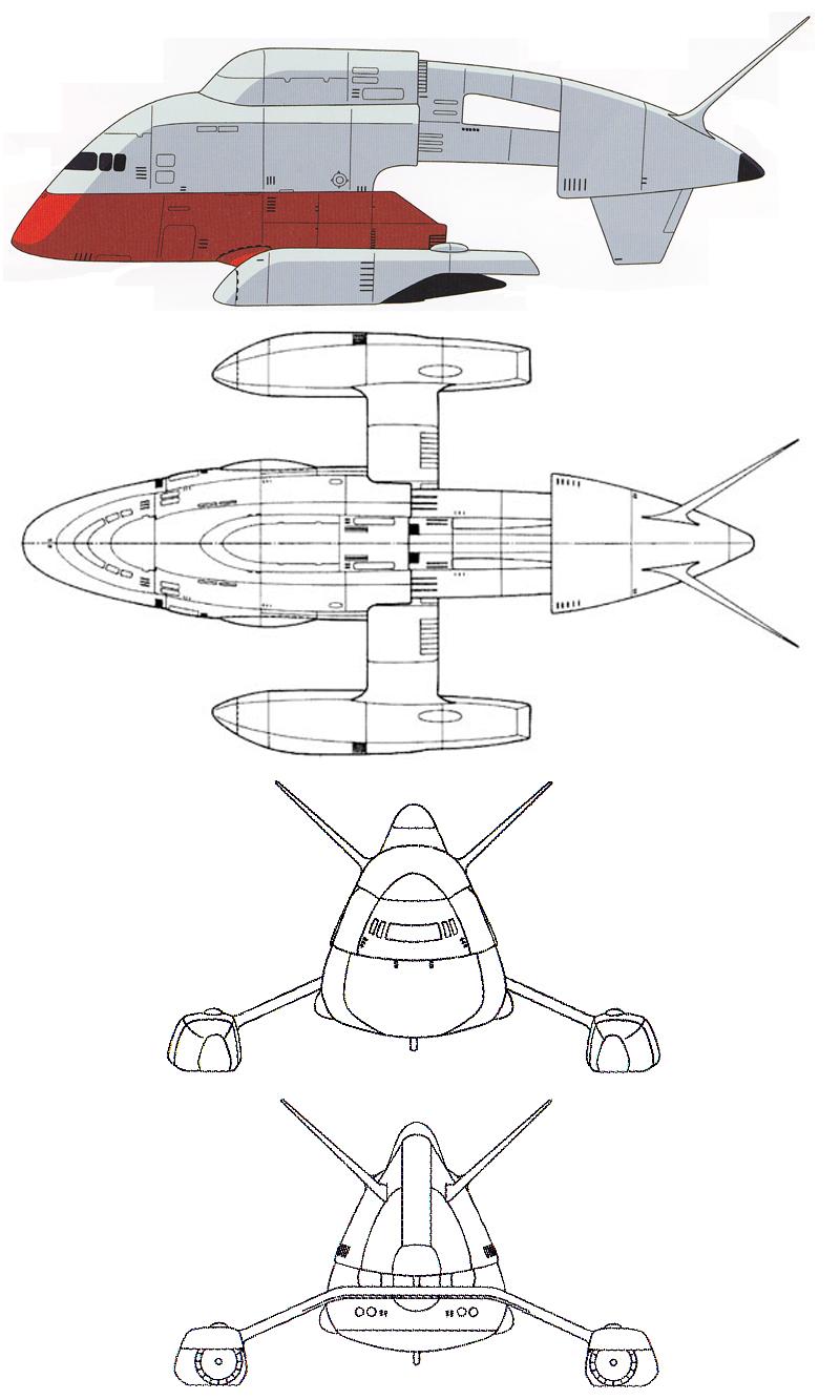 Space Battleship Yamato Database New Ships As Of June 5 2006 Xport Wiring Diagram